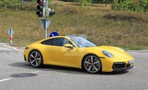 El nuevo Porsche 911 Carrera S (992) será presentado en Los Ángeles con 450 CV