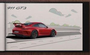 Porsche nos describe la gama 911 en este curioso vídeo