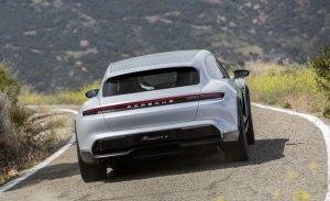Porsche confirma la producción del Mission E Cross Turismo bajo la gama Taycan