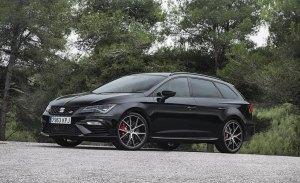 Así es el nuevo León ST Cupra Black Carbon, el SEAT de los 50.000€