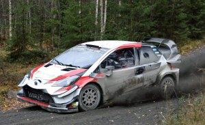 Kris Meeke prueba el Toyota Yaris WRC por primera vez