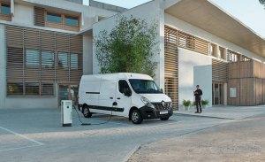 Renault y Brilliance lanzarán en China tres furgonetas eléctricas