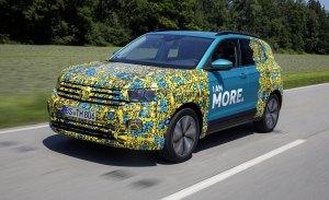 Volkswagen ultima los detalles para la fabricación en serie del nuevo T-Cross