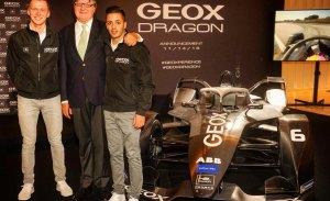 Antonio Fuoco, piloto reserva de Dragon en Fórmula E