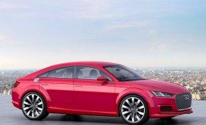 El Audi TT 4 puertas ya tiene luz verde y llegará en 2020