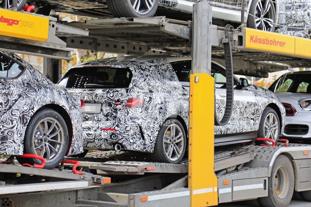 2018 - [BMW] Série 1 III [F40-F41] - Page 9 Bmw-serie-1-f40-2019-fotos-espia-201851582_2