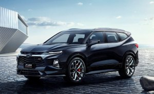 El Chevrolet Blazer recibe 6 plazas en el Salón de Guangzhou 2018