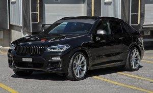 El preparador dÄHLer radicaliza al nuevo BMW X4