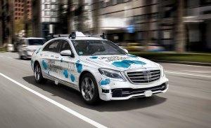 Daimler y Bosch lanzarán una flota de coches autónomos en 2019