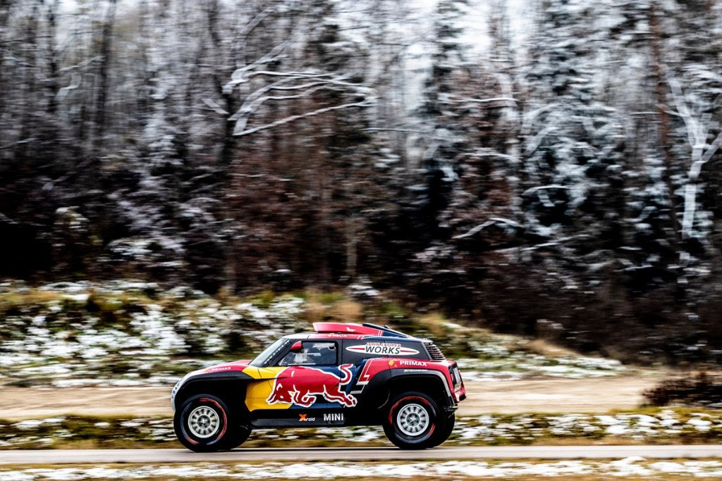 2019 41º Rallye Raid Dakar - Perú [6-17 Enero] Dakar-2019-shakedown-mini-jcw-buggy-austria-201852193_1