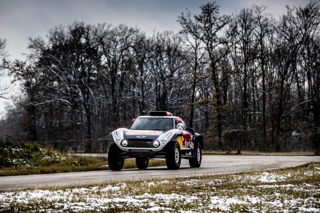 2019 41º Rallye Raid Dakar - Perú [6-17 Enero] Dakar-2019-shakedown-mini-jcw-buggy-austria-201852193_2