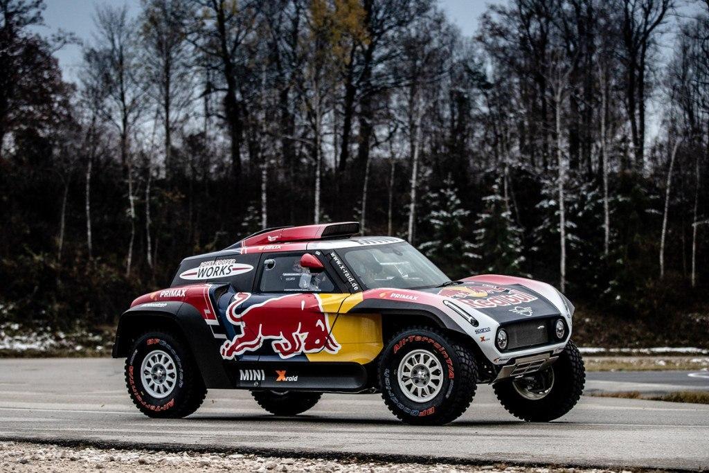 2019 41º Rallye Raid Dakar - Perú [6-17 Enero] Dakar-2019-shakedown-mini-jcw-buggy-austria-201852193_3