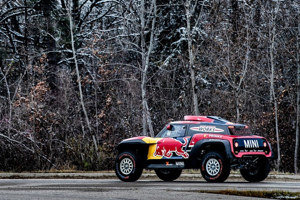 2019 41º Rallye Raid Dakar - Perú [6-17 Enero] Dakar-2019-shakedown-mini-jcw-buggy-austria-201852193_5