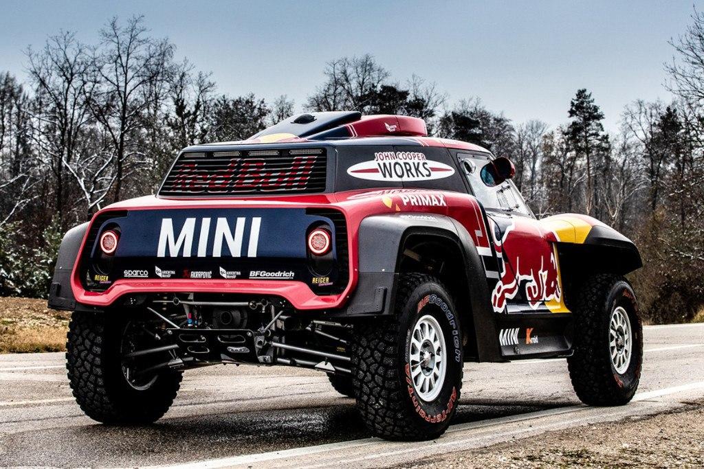 2019 41º Rallye Raid Dakar - Perú [6-17 Enero] Dakar-2019-shakedown-mini-jcw-buggy-austria-201852193_6