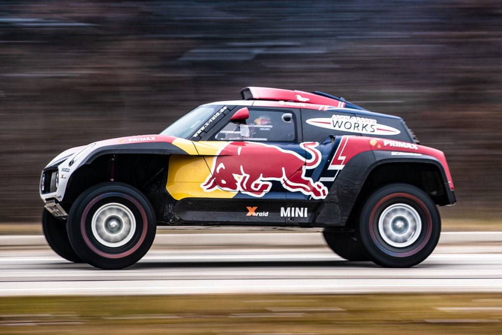 2019 41º Rallye Raid Dakar - Perú [6-17 Enero] Dakar-2019-shakedown-mini-jcw-buggy-austria-201852193_7