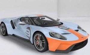 El primer Ford GT Heritage Edition 2019 será subastado en Scottsdale