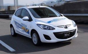 Mazda venderá coches eléctricos en China (junto con Changan) a partir de 2020