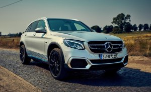 El Mercedes GLC F-CELL, un SUV alimentado por hidrógeno, llega a Alemania