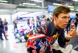 Daniil Kvyat se subirá al Toro Rosso en el test de Abu Dhabi