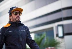 """Alonso: """"El coche de 2019 será, definitivamente, más competitivo"""""""