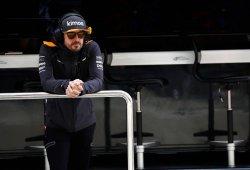 """Alonso: """"Tengo ganas de dejar atrás las dos últimas carreras"""""""
