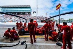 Arrivabene cree que sería un error prescindir de Pirelli en favor de Hankook