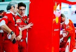 Arrivabene niega la marcha de Binotto y apuesta por la estabilidad en Ferrari
