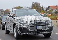 Audi Q2 L e-tron, cazada la versión 100% eléctrica destinada al mercado chino