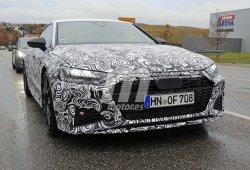Nuevas fotos espía muestran el diseño de producción del nuevo Audi RS 7 Sportback