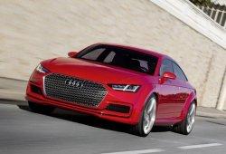 Audi niega la existencia del futuro TT de 4 puertas