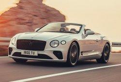 Bentley Continental GT Convertible 2019, el gran turismo se descapota