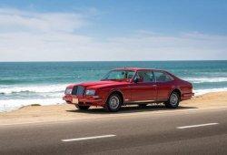 Uno de los escasos Bentley Turbo RL Empress II de Hooper a subasta