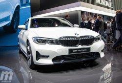 El nuevo BMW 330e iPerformance llegará en 2019 con más autonomía eléctrica