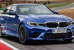 El BMW M3 podrá ser manual o automático y tendrá opción de tracción total