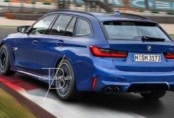 Así será el futuro BMW M3 Touring si llega a ser confirmado