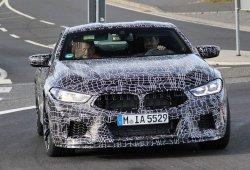 El nuevo BMW M8 Gran Coupé se deja ver por primera vez