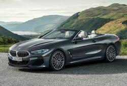 BMW Serie 8 Cabrio 2019, lujo y confort a techo descubierto