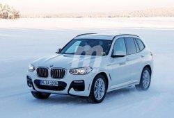 El nuevo BMW X3 xDrive30e híbrido enchufable llegará en 2019
