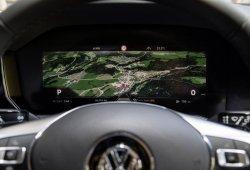 Bosch desarrolla la primera pantalla de instrumentos curva para el nuevo Volkswagen Touareg