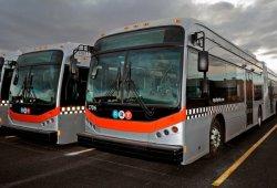 Albuquerque planea devolver una flota completa de autobuses eléctricos BYD