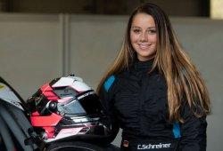 Carrie Schreiner sustituye a Sophia Flörsch en el test de Fórmula E