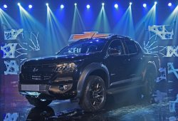 Nuevo Chevrolet Colorado Midnight Edition presentado en Tailandia