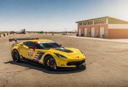 Este Corvette Z06 de 862 CV es casi un Corvette C7.R matriculable