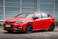 El nuevo Chevrolet Cruze SS es un concept de 1.4 litros y 300 CV