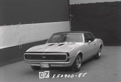 Chevrolet ya desarrolló un Camaro eléctrico en los años sesenta
