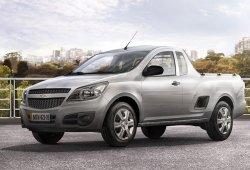 Chevrolet lanzará un pick-up para rivalizar con el Fiat Toro