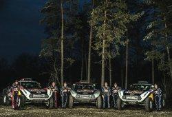 Dakar 2019: Shakedown del Mini JCW Buggy en Austria