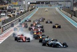 Así te hemos contado los entrenamientos libres del GP de Abu Dhabi de F1 2018