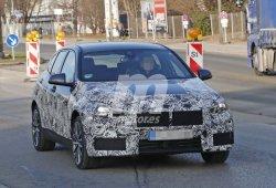 El nuevo BMW Serie 1 comienza a perder camuflaje