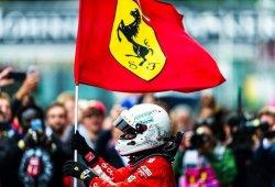 ¿Es Sebastian Vettel el líder que necesita Ferrari?